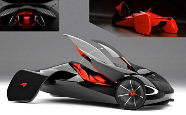 McLaren JetSet Concept