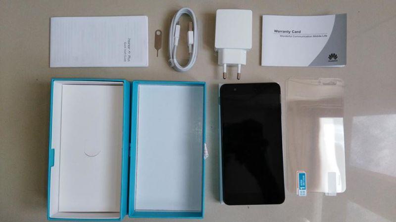 Huawei Unboxing