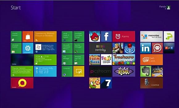 bluestacks android apps windows 8