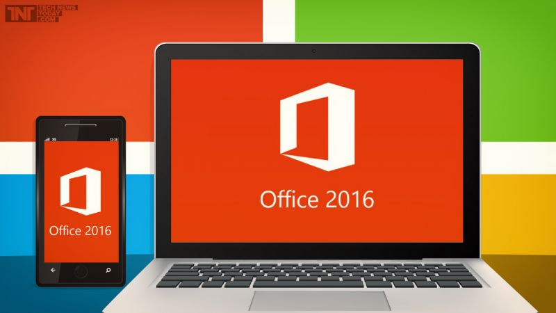 microsoft corporation releases office 2016 for consumer preview and rolls o