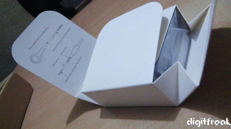 xiaomi mi headphone review packaging